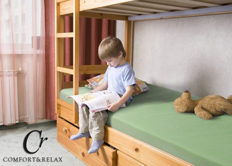 Comfort and Relax Memory Foam Mattress for Bunk Bed