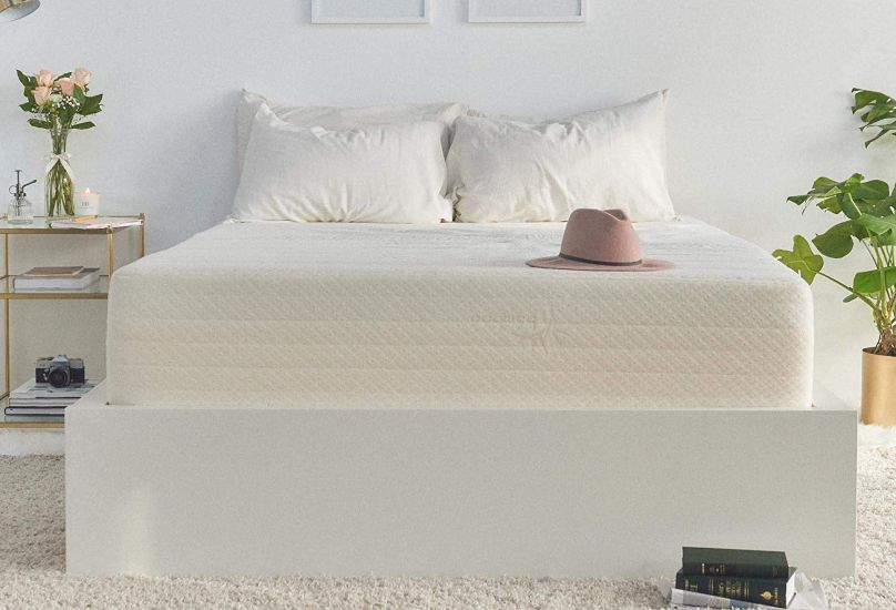 Brentwood Home Cypress Cooling Gel Memory Foam Mattress