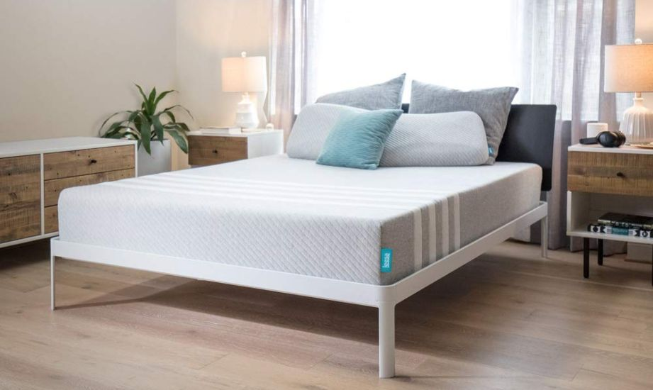 Leesa 10-Inch Memory Foam Mattress in a Box
