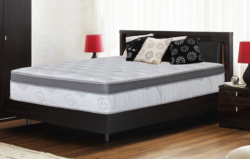 Olee Sleep 13 Inch Hybrid Gel Infused Mattress